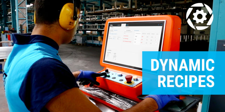 Dynamic Recipes Continuously and Automatically Calculate Ideal Machine Settings