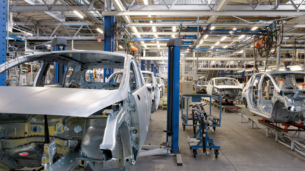 Automotive manufacturer achieves 91% reduction in machine downtime through predictive downtime analytics.
